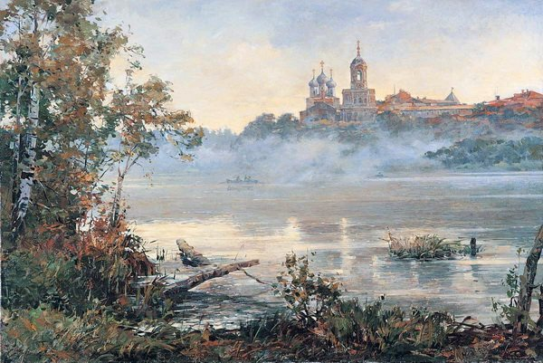 Утренний туман (Morning fog)