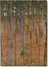 Эко-продукт Klimt - Forest of Beech Trees