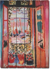Эко-продукт Matisse - Open Window at Collioure