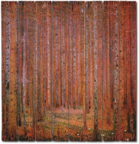 Эко-продукт Klimt - Fir Forest I