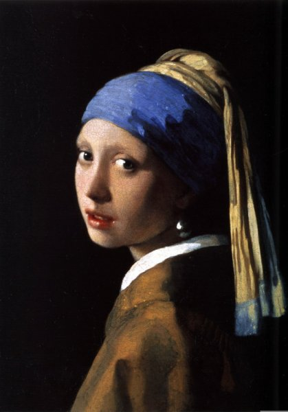 Девушка с жемчужной сережкой (The Girl with a Pearl Earring0