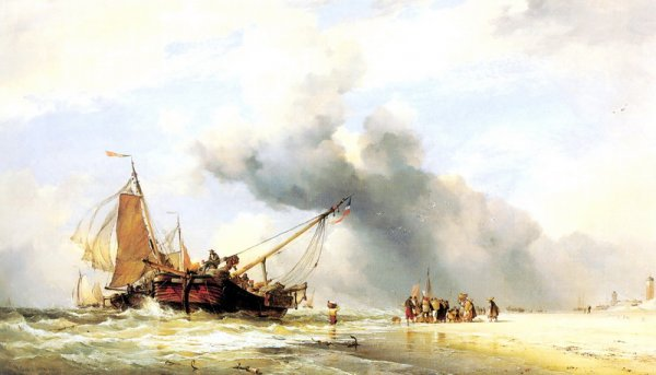 Голландское рыбацкое ремесло (Dutch Fishing Craft )