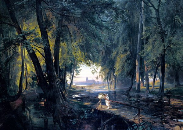 Лес (Forest)
