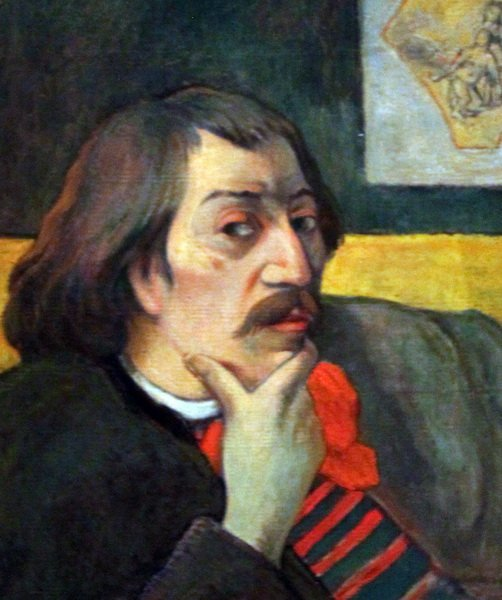 Автопортрет (Self-portrait)