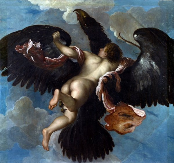 Похищение Ганимеда (The Rape of Ganymede)