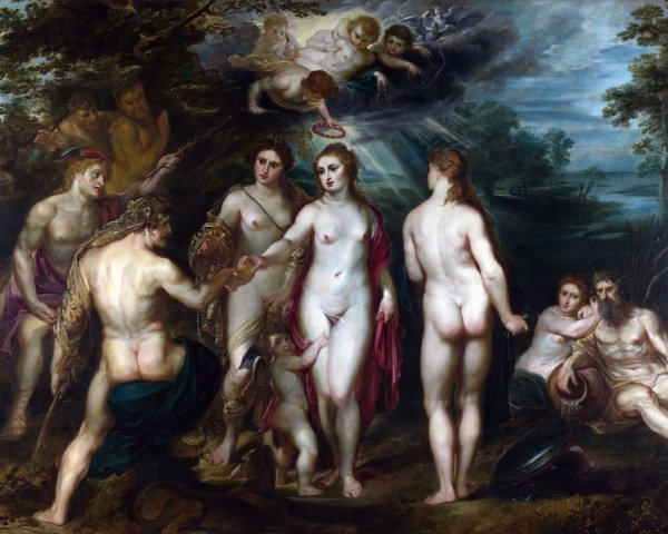Суд Париса (The Judgement of Paris)