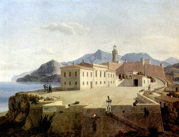 Наполеон в Портоферарио (Napoleon in Portoferraio)