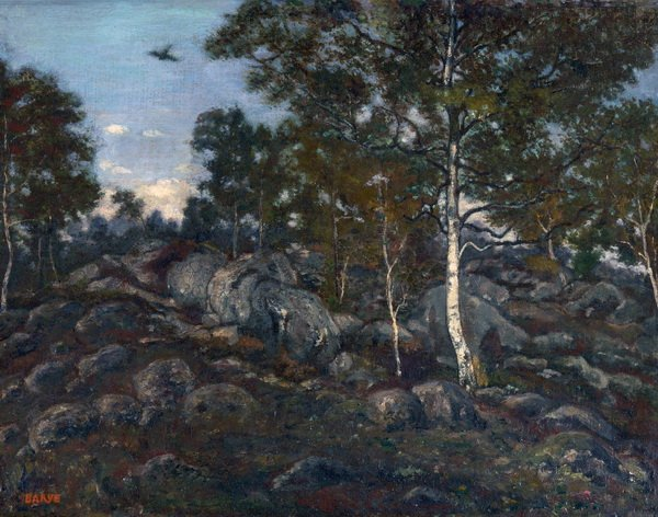 Лес Фонтенбло (The Forest of Fontainebleau)
