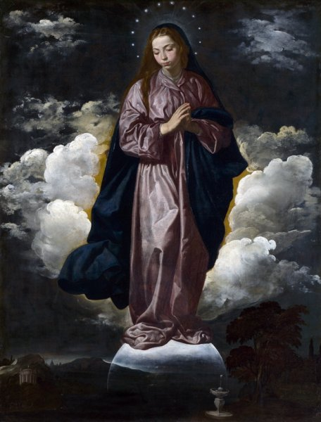 Непорочное зачатие (The Immaculate Conception)