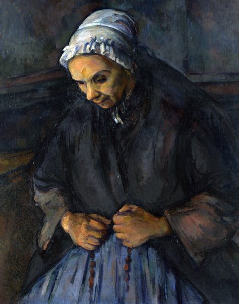 Старуха с Четками (An Old Woman with a Rosary)