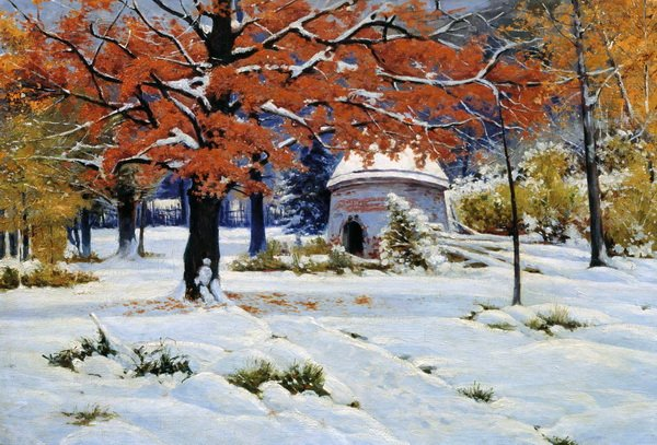 Ранний снег (Early snow)