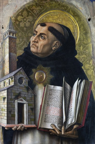 Святой Фома Аквинский (Saint Thomas Aquinas)