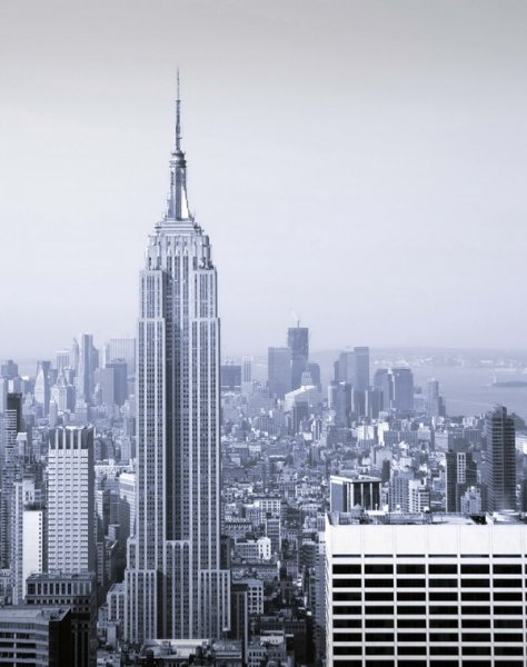 Нью-Йорк (New York) - Empire State Building