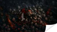 Плакат Warhammer 40000 dawn of war