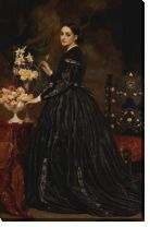 Картина Миссис Джеймс Гатри (1864-1865) (Mrs. James Guthrie)