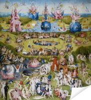 Плакат Сад земных наслаждений (The Garden of Earthly Delights)