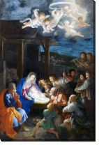 Картина Поклонение пастухов (The Adoration of the Shepherds)