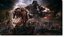 Картина Warhammer 40000 dawn of war