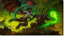 Картина World of warcraft legion