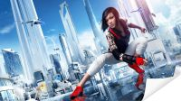 Плакат Mirrors edge catalyst
