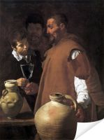 Плакат Севилья (The Waterseller of Seville)