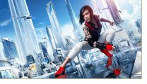 Постер Mirrors edge catalyst