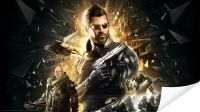 Плакат Deus ex mankind divided