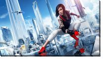 Картина Mirrors edge catalyst